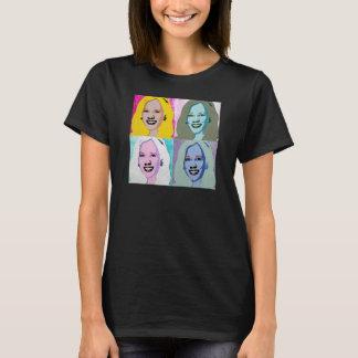 Kamala Harris Pop Art T-Shirt