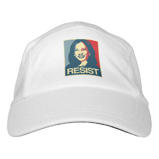 Kamala Harris Propaganda - RESIST - Hat
