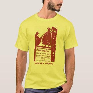 Kamehameha Historical Sign T-Shirt