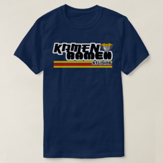 Kamen Ramen Studios Text Logo Tee