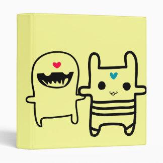 Kami and Gabi binder