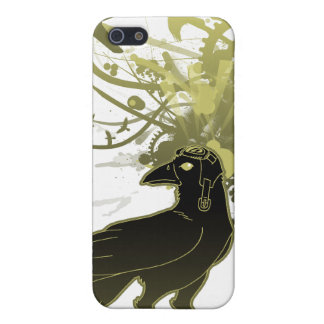 Kamikaze Raven iPhone4 case iPhone 5 Case