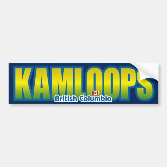Custom Stickers Kamloops