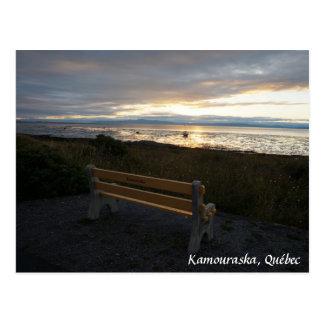 Kamouraska, Quebec Postcard
