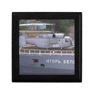 Kamov KA27 Russian Helicopter Gift Boxes