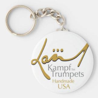 Kampf Trumpets Keychain