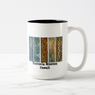 Kamuela Koffee Hawaii Two-Tone Coffee Mug
