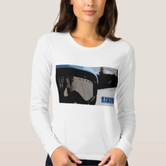 Kanada: The Slopes Tee Shirt