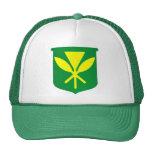 Kanaka Maoli Flag Mesh Hats