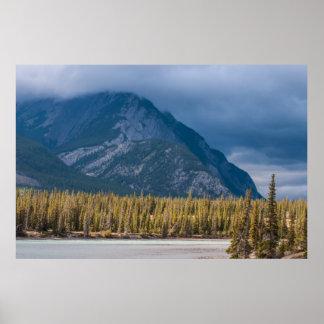Kananaskis Country Alberta Canada Poster