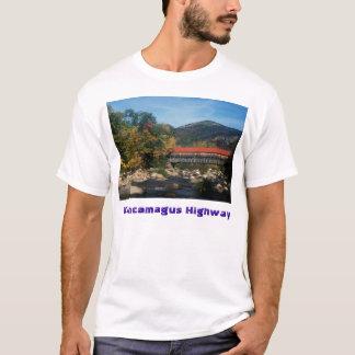 Kancamagus Highway Albany Covered Bridge T-Shirt