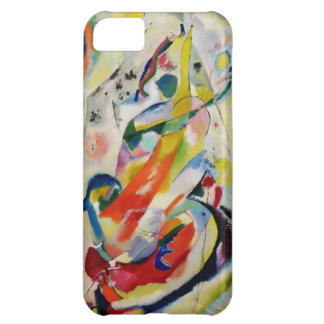 Kandinsky 1914, abstract cover for iPhone 5C