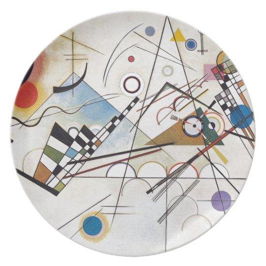Kandinsky 1923/composition viii/pixdezines plate