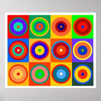 Kandinsky #5 poster