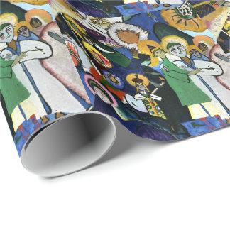 Kandinsky - All Saints I Wrapping Paper