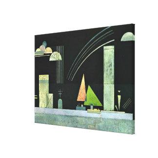 Kandinsky - At Rest Canvas Print