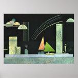 Kandinsky - At Rest Poster