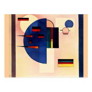 Kandinsky - Calmed Postcard