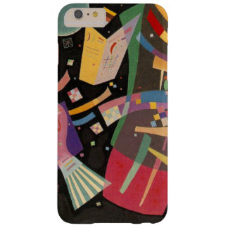 Kandinsky Composition 10 Abstract Painting Barely There iPhone 6 Plus Case