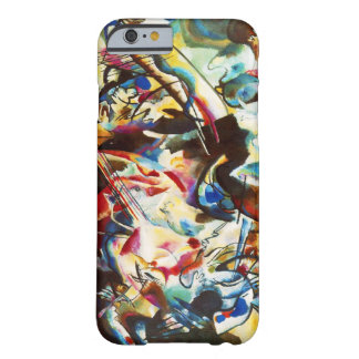 Kandinsky Composition VI iPhone 6 case Barely There iPhone 6 Case
