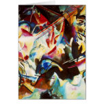Kandinsky Composition VI Note Card