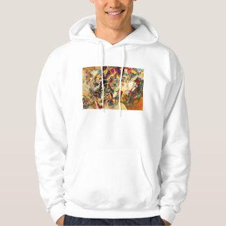 Kandinsky Composition VII Hoodie