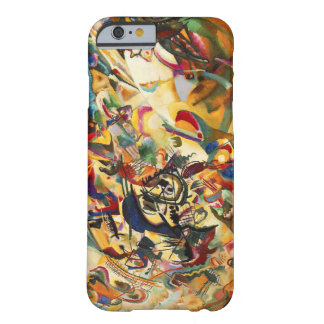 Kandinsky Composition VII iPhone 6 case Barely There iPhone 6 Case