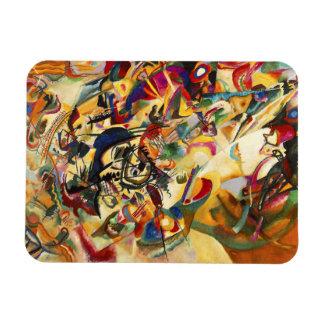Kandinsky Composition VII Magnet