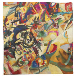 Kandinsky Composition VII Napkins