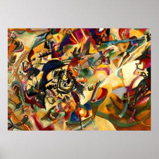 Kandinsky - Composition VII Poster
