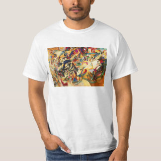 Kandinsky Composition VII T-shirt