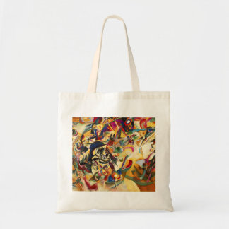 Kandinsky Composition VII Tote Bag