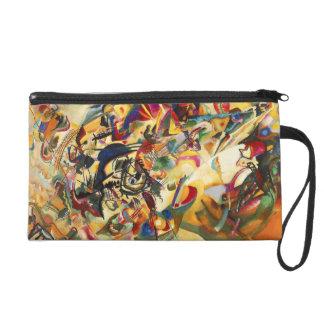 Kandinsky Composition VII Wristlet