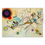 Kandinsky Composition VIII Note Card