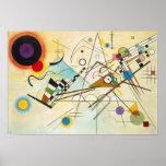 Kandinsky Composition VIII Poster