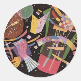 Kandinsky Composition X Stickers