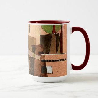 Kandinsky - Concentric Mug