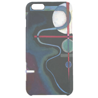 Kandinsky - Cool Energy Clear iPhone 6 Plus Case