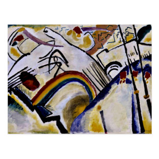 Kandinsky - Cossacks Postcard