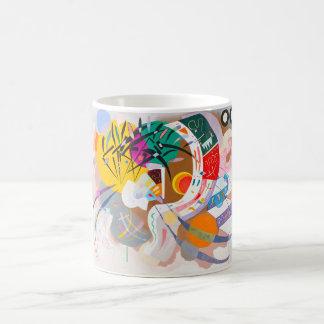 Kandinsky Dominant Curve Mug