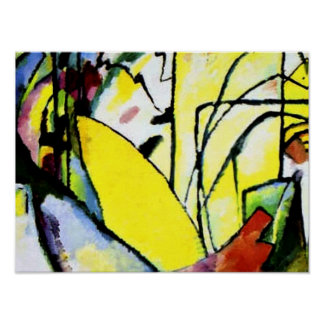 Kandinsky - Improvisation 10 Poster