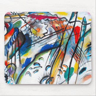 Kandinsky Improvisation 28 Mouse Pad