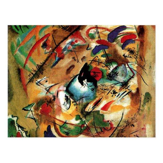 Kandinsky - Improvisation - Dreamy Postcard