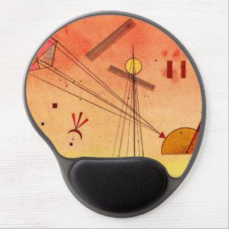 Kandinsky - Light Attachment Gel Mouse Pad