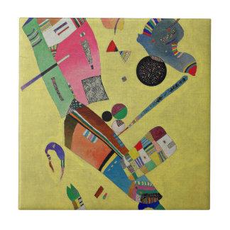 Kandinsky - Moderation Ceramic Tile