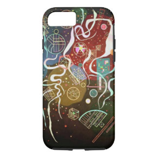 Kandinsky Movement I Abstract Painting iPhone 7 Case