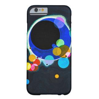 Kandinsky plusieurs cas de l'iPhone 6 de cercles Coque iPhone 6 Barely There