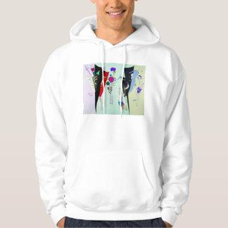 Kandinsky Reciprocal Accords Hoodie