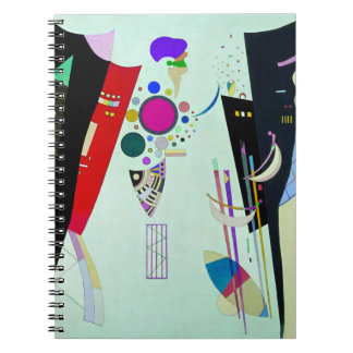 Kandinsky Reciprocal Accords Notebook