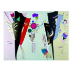 Kandinsky Reciprocal Accords Postcard